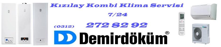 Kizilay Demirdokum Kombi Servisi