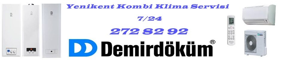 Yenikent  Demirdokum Kombi Servisi 250 01 04