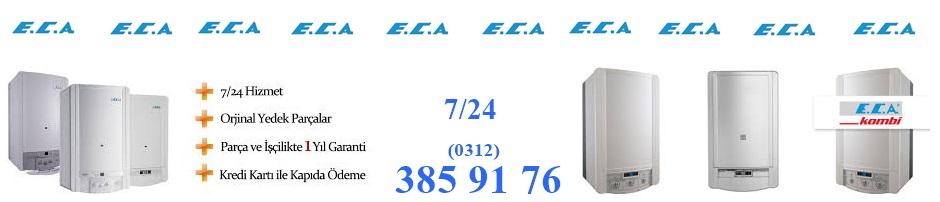 Aydınlıkevler ECA  Kombi Servisi
